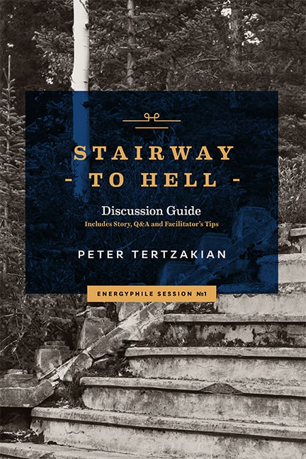 Front cover of Stairway to Hell by Peter Tertzakian