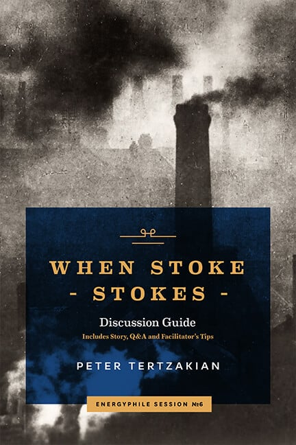 Front cover of When Stoke Stokes by Peter Tertzakian