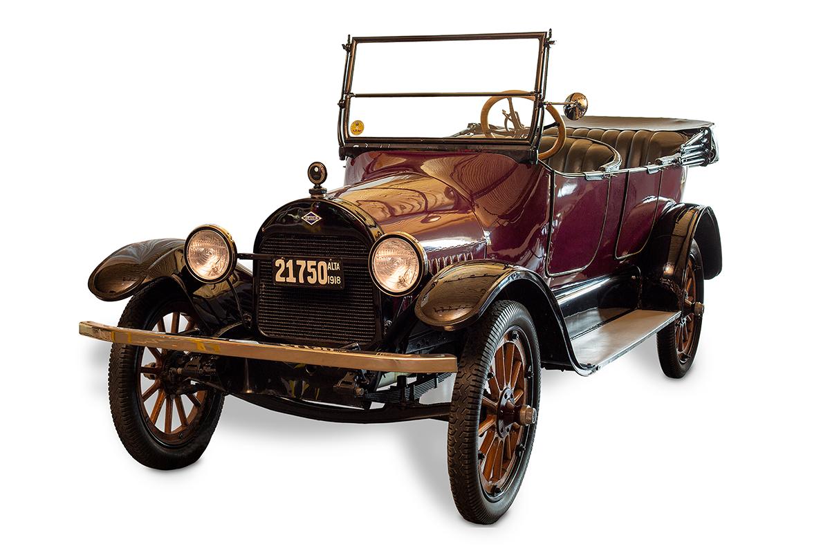 McLaughlin-Buick automobile